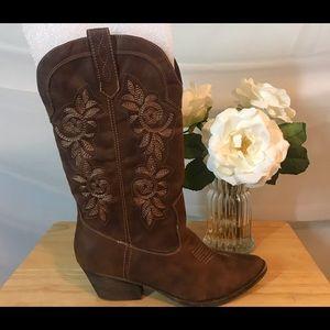 Rampage VIDA Western Boots